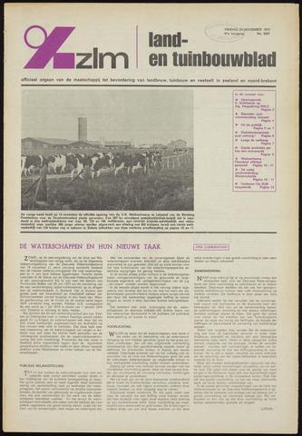Zeeuwsch landbouwblad ... ZLM land- en tuinbouwblad 1973-11-23
