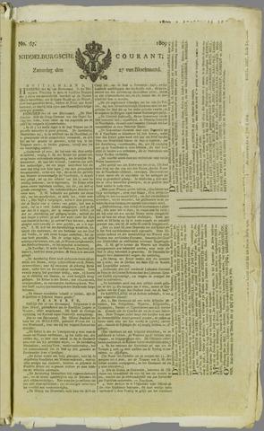 Middelburgsche Courant 1809-05-27