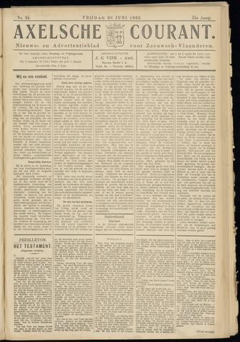 Axelsche Courant 1935-06-28