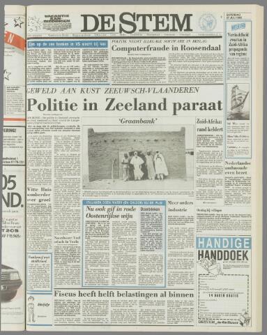de Stem 1985-07-27