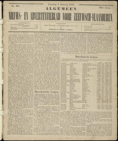 Ter Neuzensche Courant. Algemeen Nieuws- en Advertentieblad voor Zeeuwsch-Vlaanderen / Neuzensche Courant ... (idem) / (Algemeen) nieuws en advertentieblad voor Zeeuwsch-Vlaanderen 1870