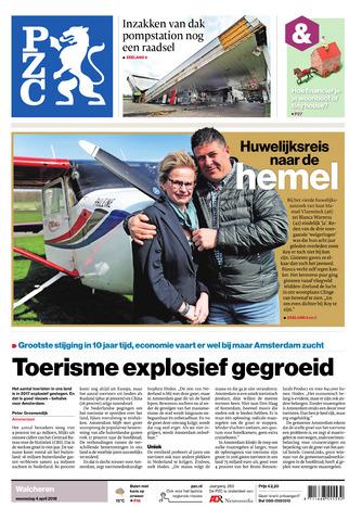 Provinciale Zeeuwse Courant 2018-04-04