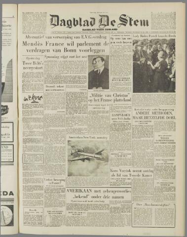 de Stem 1954-08-30