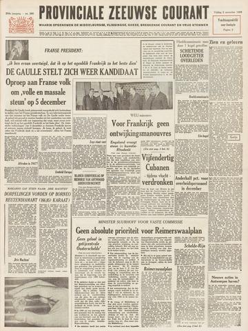 Provinciale Zeeuwse Courant 1965-11-05