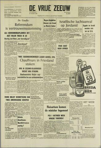 de Vrije Zeeuw 1969-03-20