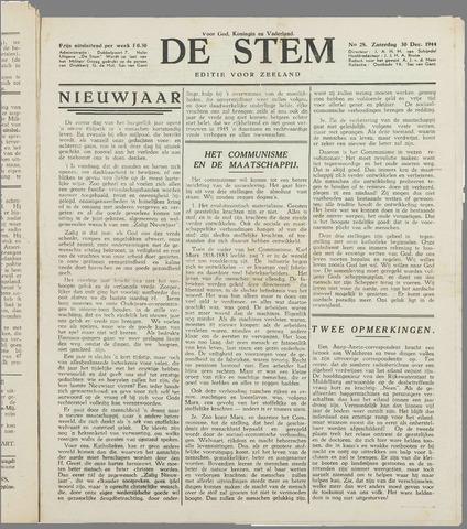 de Stem 1944-12-30