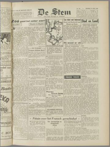 de Stem 1945-07-24
