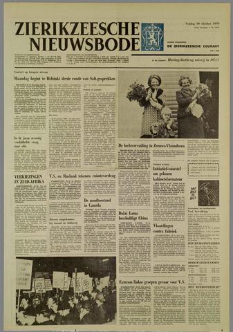 Zierikzeesche Nieuwsbode 1970-10-30