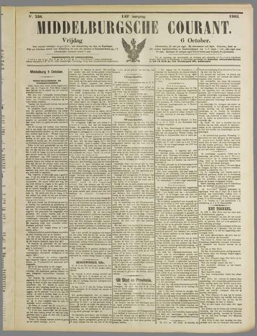 Middelburgsche Courant 1905-10-06