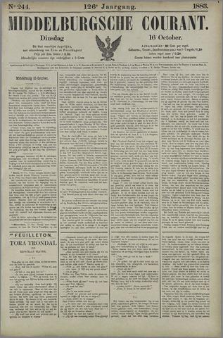Middelburgsche Courant 1883-10-16