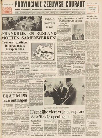 Provinciale Zeeuwse Courant 1966-06-21