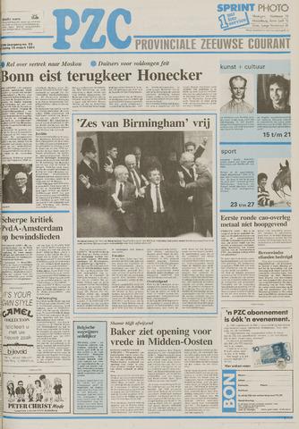 Provinciale Zeeuwse Courant 1991-03-15