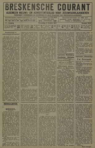 Breskensche Courant 1927-10-12