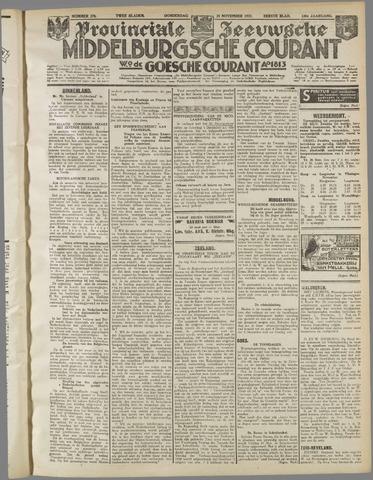 Middelburgsche Courant 1937-11-25