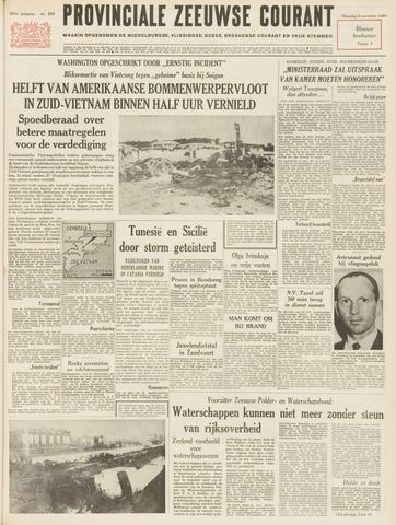 Provinciale Zeeuwse Courant 1964-11-02