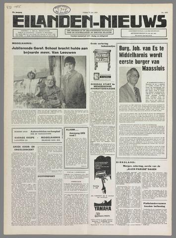 Eilanden-nieuws. Christelijk streekblad op gereformeerde grondslag 1979-06-22
