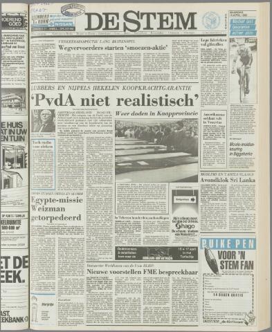 de Stem 1985-04-15
