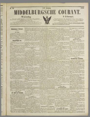 Middelburgsche Courant 1908-02-05