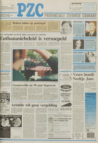 Provinciale Zeeuwse Courant 1994-09-17