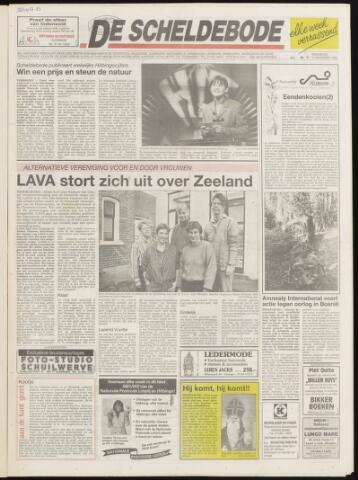 Scheldebode 1992-11-11
