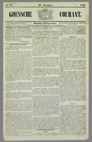 Goessche Courant 1862-09-29