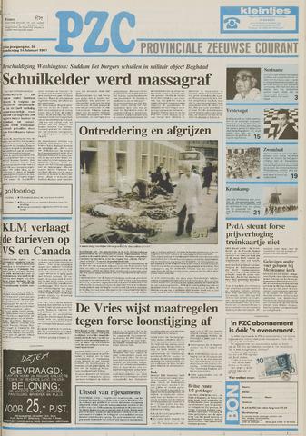 Provinciale Zeeuwse Courant 1991-02-14