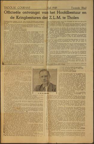 Ierseksche en Thoolsche Courant 1949-07-01