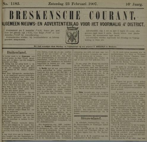 Breskensche Courant 1907-02-23
