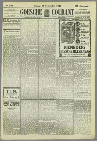 Goessche Courant 1929-09-13