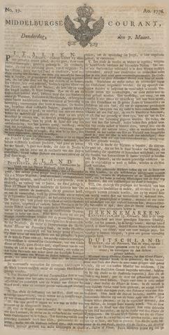 Middelburgsche Courant 1776-03-07