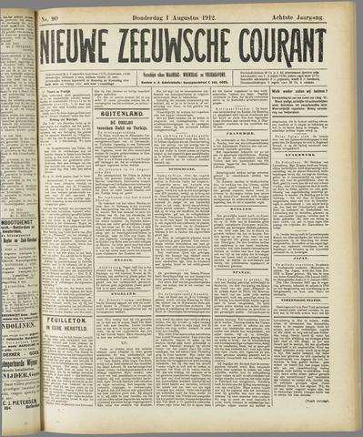 Nieuwe Zeeuwsche Courant 1912-08-01