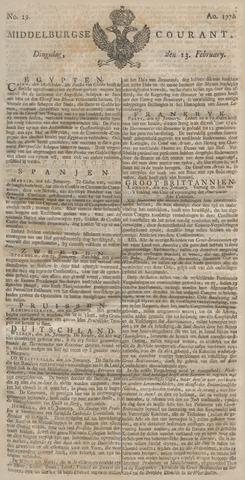 Middelburgsche Courant 1776-02-13