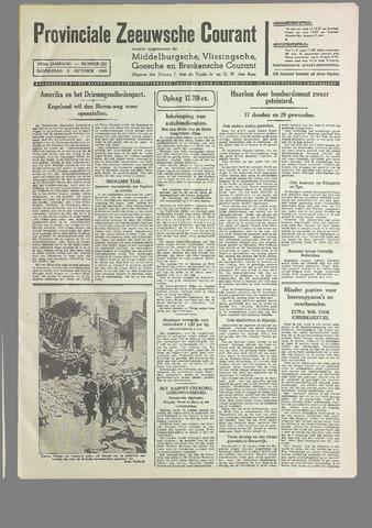 Provinciale Zeeuwse Courant 1940-10-03
