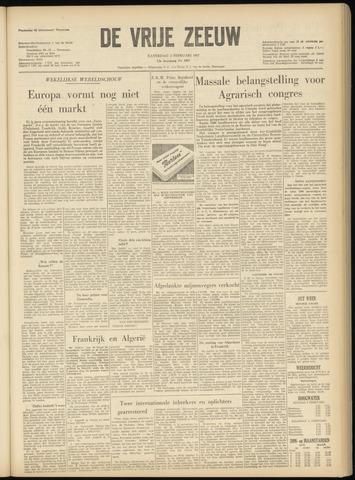 de Vrije Zeeuw 1957-02-02