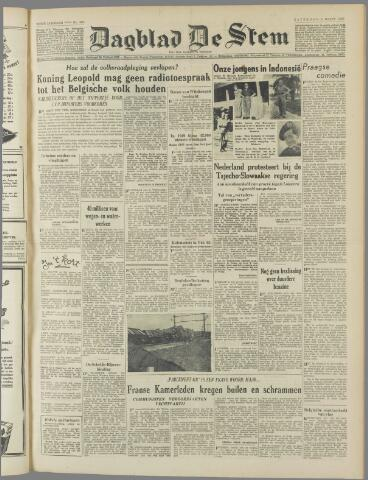 de Stem 1950-03-04