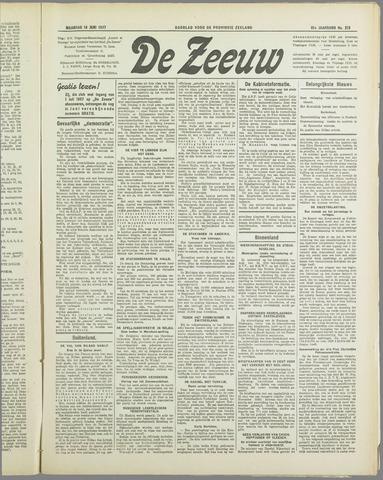 De Zeeuw. Christelijk-historisch nieuwsblad voor Zeeland 1937-06-14