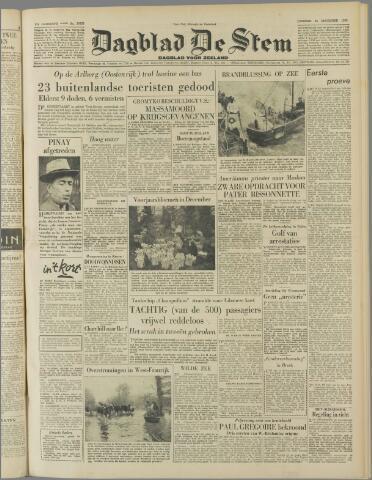de Stem 1952-12-23