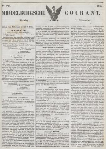 Middelburgsche Courant 1867-12-08