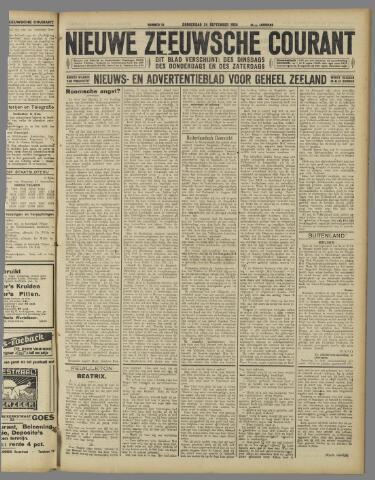 Nieuwe Zeeuwsche Courant 1925-09-24