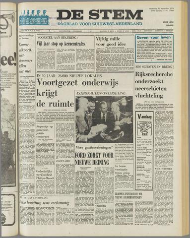 de Stem 1974-09-11