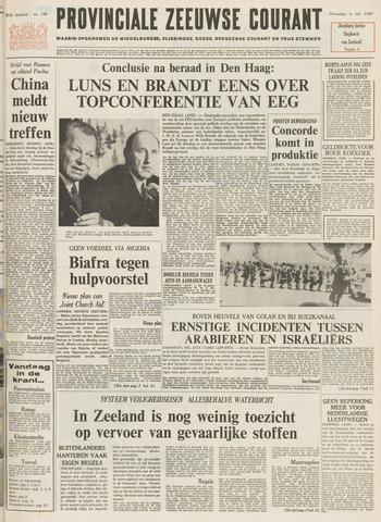 Provinciale Zeeuwse Courant 1969-07-09