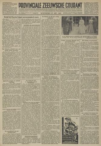 Provinciale Zeeuwse Courant 1942-05-27