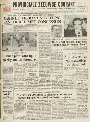 Provinciale Zeeuwse Courant 1972-10-25