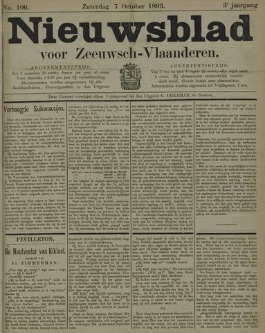 Nieuwsblad voor Zeeuwsch-Vlaanderen 1893-10-07