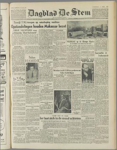 de Stem 1950-04-06