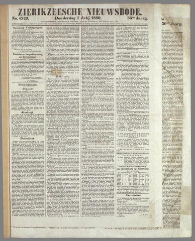 Zierikzeesche Nieuwsbode 1880-07-01