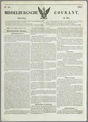 Middelburgsche Courant 1857-05-16