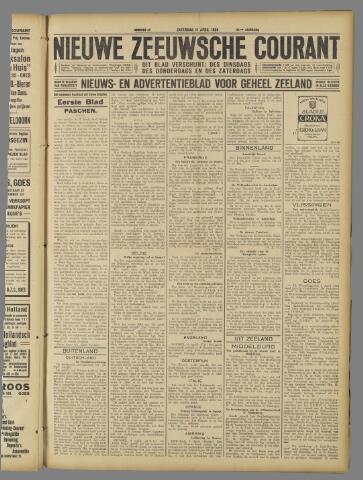 Nieuwe Zeeuwsche Courant 1925-04-11