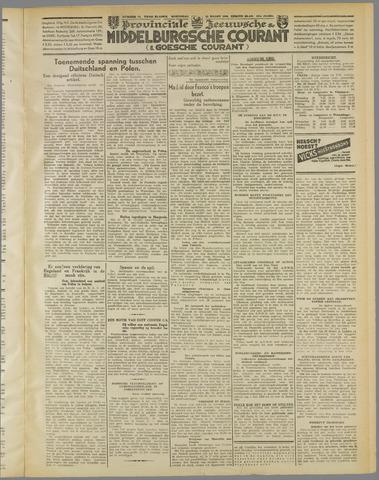 Middelburgsche Courant 1939-03-29