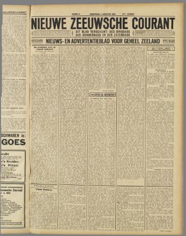 Nieuwe Zeeuwsche Courant 1932-08-04